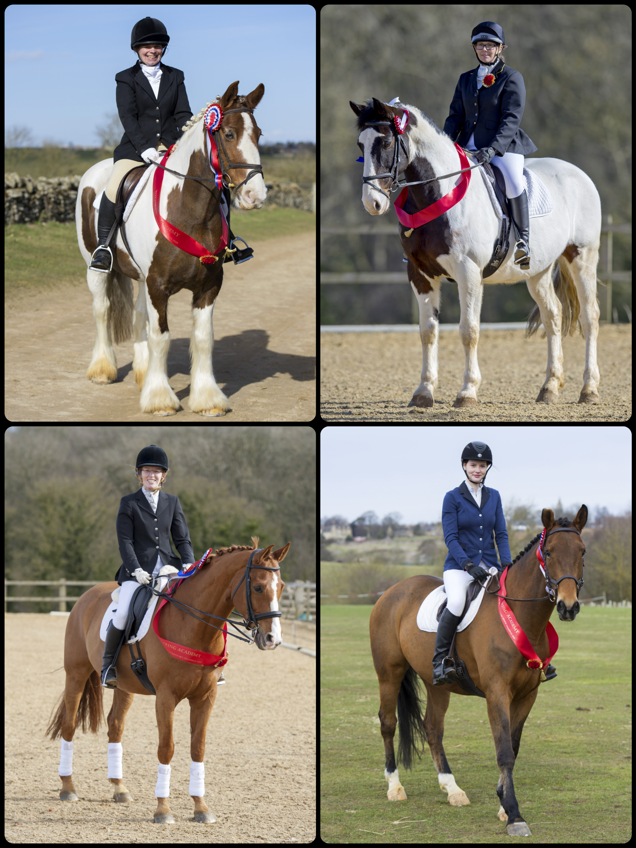 Winter Dressage Championships – Sunday 1st March 2015