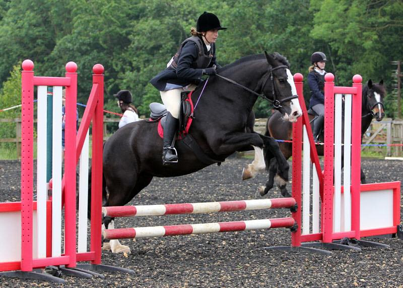 Showjumping Mon 28th May 2018