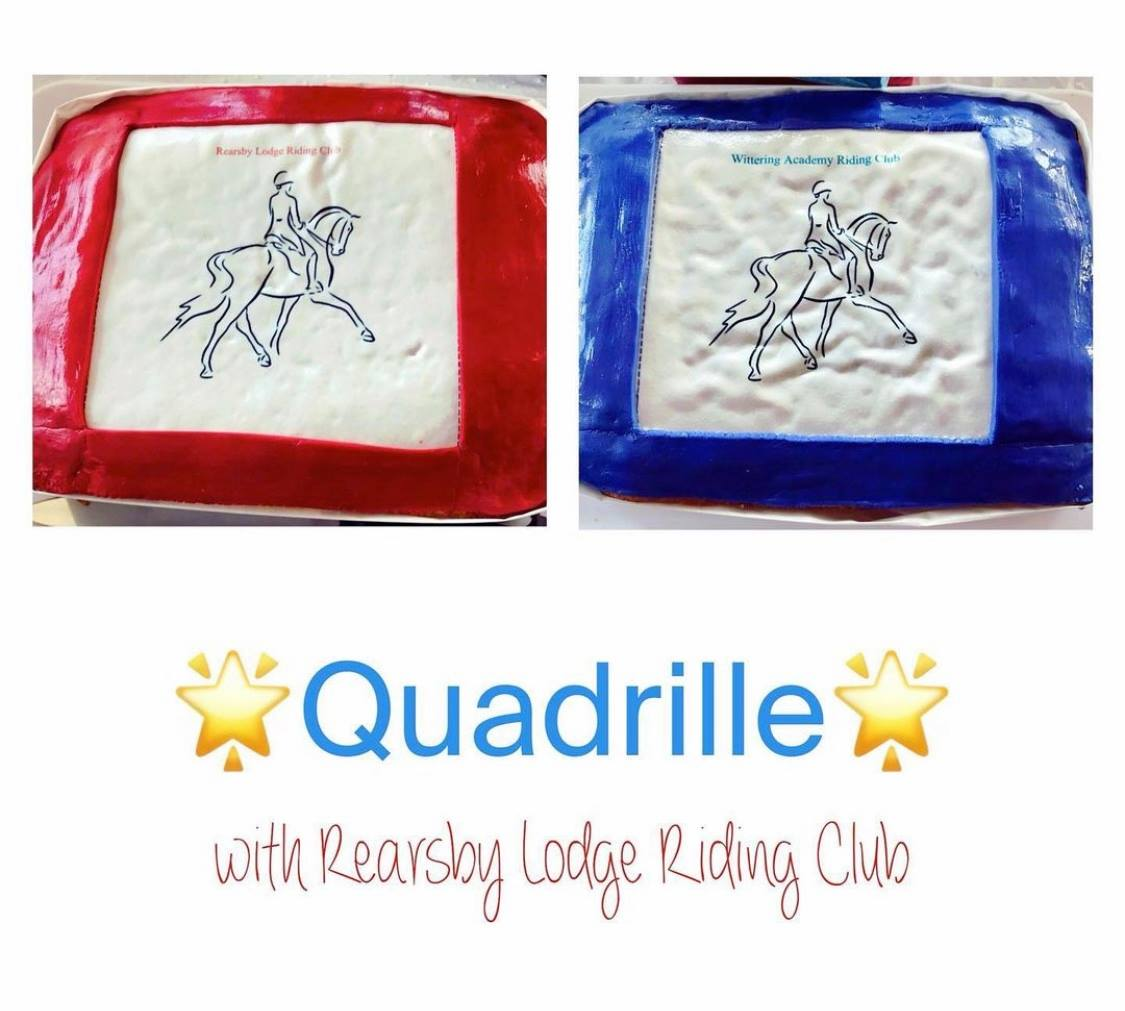 Quadrille Demo and Have-a-go Clinic